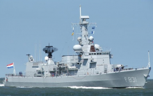 "Multipurpose fregat ""Zr.Ms. Van Amstel (F831)"""