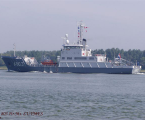 """Hydrografisch Opnemingsvaartuig (HOV) de """"Zr.Ms. Luymes (A803)"""""""
