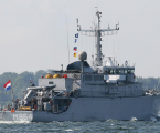 "Mijnenjager ""Zr.Ms. Willemstad (M864)"""
